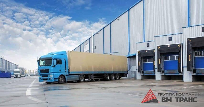 Доставка грузов в торговые сети в Калининграде