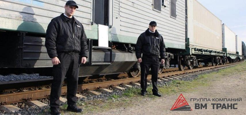 Охрана и сопровождение грузов в Калининграде